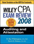 Wiley CPA Exam Review 2008 34th edition 9780470135211 0470135212