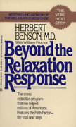 Beyond the Relaxation Response 0 9780425081839 0425081834