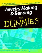 Jewelry Making & Beading For Dummies 1st edition 9780764525711 0764525719