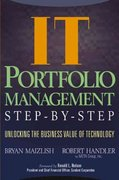 IT (Information Technology) Portfolio Management Step-by-Step 1st edition 9780471649847 0471649848