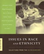 Issues in Race and Ethnicity 3rd edition 9781933116839 1933116838