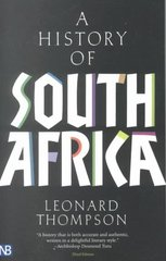 A History of South Africa 3rd edition 9780300087765 0300087764