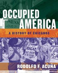 Occupied America 6th edition 9780321427380 0321427386