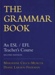 The Grammar Book 2nd edition 9780838447253 0838447252