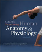 Mader's Understanding Human Anatomy and Physiology 6th edition 9780073288864 0073288861
