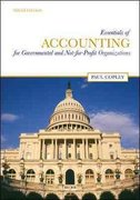 Essentials of Accounting for Governmental and Not-for-Profit Organizations 9th edition 9780073379425 0073379425