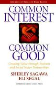 Common Interest, Common Good 0 9780875848488 0875848486
