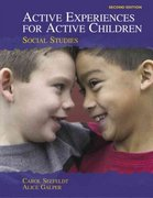 Active Experiences for Active Children 2nd edition 9780131707481 0131707485