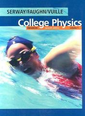Enhanced College Physics, Volume 1 (with PhysicsNOW) 7th edition 9780495113744 0495113743