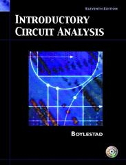 Introductory Circuit Analysis 11th Edition 9780131730441 0131730444