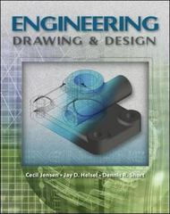 Engineering Drawing And Design 7th Edition 9780073521510 0073521515