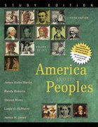America and Its Peoples 5th edition 9780321419965 0321419960
