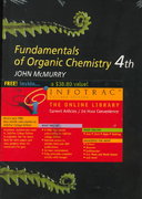 Fundamentals of Organic Chemistry with InfoTrac 4th edition 9780534363543 0534363547