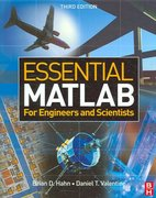 Essential MATLAB for Engineers and Scientists 3rd edition 9780750684170 0750684178