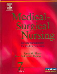 Medical-Surgical Nursing: Clinical Management for Positive Outcomes 7th edition 9780721602202 0721602207