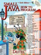 Small Java How to Program 6th edition 9780131486607 0131486608