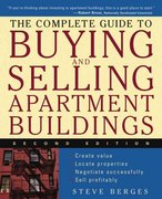 The Complete Guide to Buying and Selling Apartment Buildings 2nd edition 9780471684053 0471684058