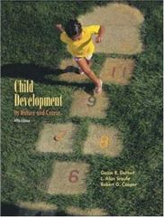 Child Development 5th Edition 9780072900088 0072900083