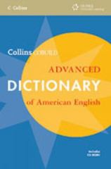 Collins COBUILD Advanced Dictionary of American English with CD-ROM 1st edition 9781424003631 1424003636