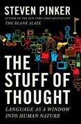The Stuff of Thought 1st edition 9780670063277 0670063274