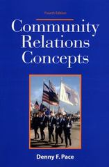 Community Relations Concepts 4th edition 9781928916215 192891621X