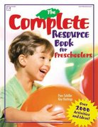 The Complete Resource Book 1st Edition 9780876591956 0876591950
