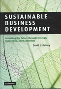 Sustainable Business Development 1st Edition 9780521148436 052114843X