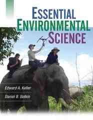 Essential Environmental Science 1st edition 9780471704119 0471704113