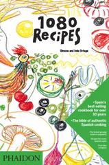 1080 Recipes 0 9780714848365 0714848360
