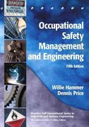 Occupational Safety Management and Engineering 5th Edition 9780138965150 0138965153