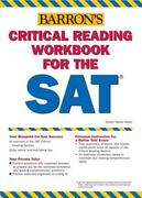 Barron's Critical Reading Workbook for the SAT 12th edition 9780764133817 0764133810