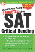 Increase Your Score in 3 Minutes a Day: SAT Critical Reading 1st edition 9780071440417 0071440410