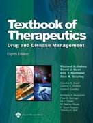 Textbook of Therapeutics 8th edition 9780781757348 0781757347