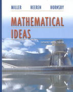 Mathematical Ideas 9th edition 9780321076106 0321076109
