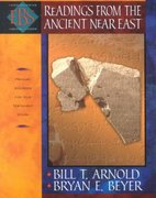 Readings from the Ancient near East 1st Edition 9780801022920 0801022924