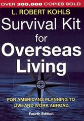 Survival Kit for Overseas Living 4th edition 9781857882926 185788292X