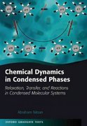 Chemical Dynamics in Condensed Phases 0 9780198529798 0198529791