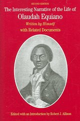 The Interesting Narrative of the Life of Olaudah Equiano 2nd Edition 9780312442033 0312442033
