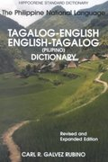 Tagalog-English - English-Tagalog 2nd Edition 9780781809603 0781809606