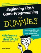 Beginning Flash Game Programming For Dummies 1st Edition 9780764589621 0764589628