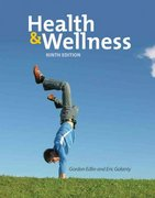 Health And Wellness 9th edition 9780763741457 0763741450