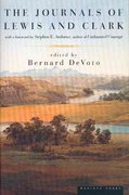 The Journals of Lewis and Clark 1st edition 9780395859964 0395859964