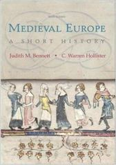 Medieval Europe: A Short History 10th Edition 9780072955156 0072955155