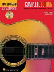Hal Leonard Guitar Method 2nd edition 9780634047015 0634047019