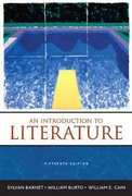 An Introduction to Literature 15th edition 9780205599097 0205599095