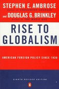Rise to Globalism 8th edition 9780140268317 0140268316