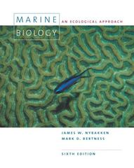 Marine Biology:  An Ecological Approach 6th Edition 9780805345827 0805345825