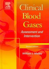 Clinical Blood Gases 2nd Edition 9780721684222 072168422X