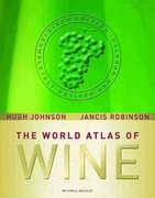 The World Atlas of Wine 6th edition 9781845333010 1845333012