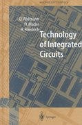 Technology of Integrated Circuits 1st edition 9783540661993 3540661999